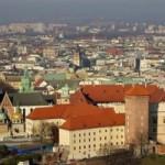 śmiałe miasto Kraków